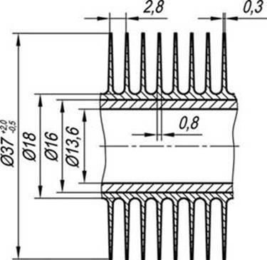 Теплообменник дымовые газы воздух Кожухотрубный испаритель Alfa Laval DXS 240 Уссурийск