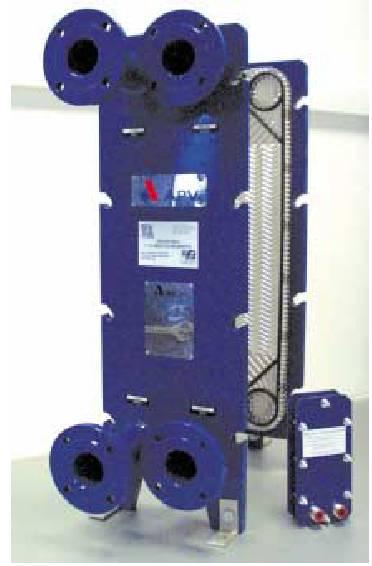 Теплообменник apv - стоимость параметры теплообменников завес kwh-28