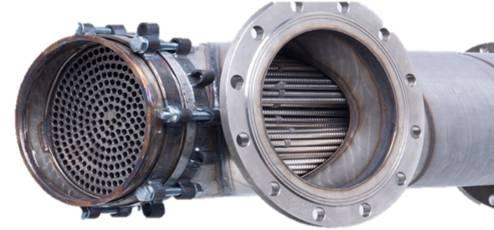 Теплообменник ттаибр Кожухотрубный испаритель Alfa Laval DXT 210R Стерлитамак