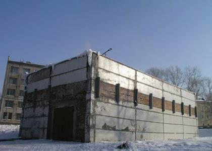 До реконструкции здания ЦТП № Ц15
