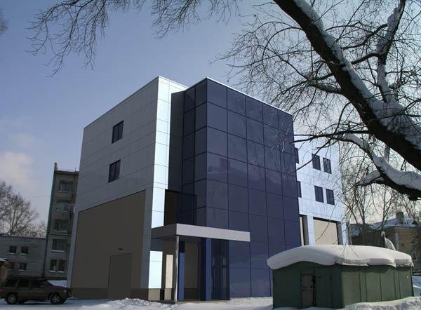 После реконструкции здания ЦТП № Ц15